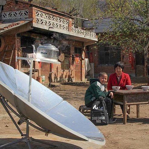 Solar energy China | Queisser